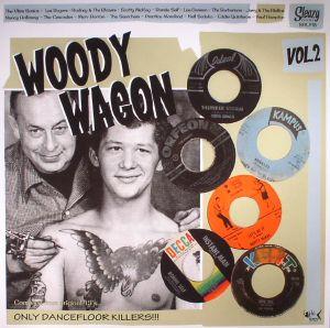 VARIOUS - Woody Wagon Vol 2