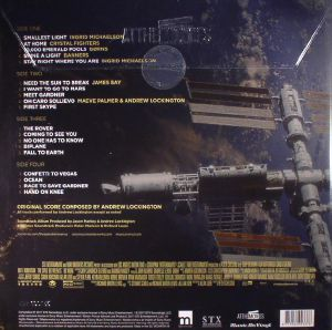 Andrew Lockington Various The Space Between Us Soundtrack