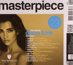 VARIOUS - Masterpiece: The Ultimate Disco Funk Collection Volume 23