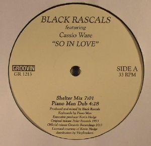 BLACK RASCALS feat CASSIO WARE - So In Love