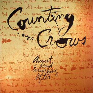 COUNTING CROWS - August & Everything After (reissue)