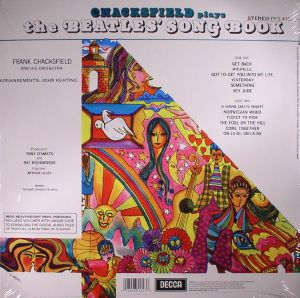 CHACKSFIELD, Frank & HIS ORCHESTRA - Chacksfield Plays The Beatles' Song Book