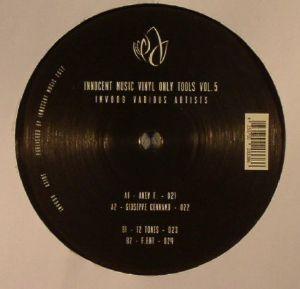 ANEY F/GIUSEPPE CENNAMO/12 TONES/F EHT - Innocent Music Vinyl Only Tools Vol 5