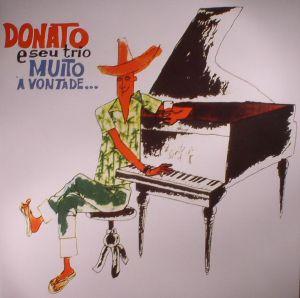 DONATO, Joao & SEU TRIO - Muito A Vontade (reissue)