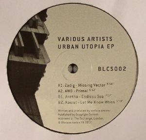 ZADIG/AWB/ANETHA/KASST - Urban Utopia EP
