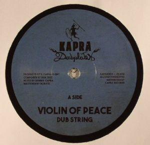 DUB STRING/DENNIS CAPRA - Violin Of Peace