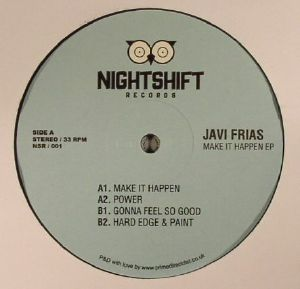 FRIAS, Javi - Make It Happen EP