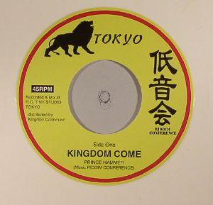 PRINCE HAMMER/RIDDIM CONFERENCE - Kingdom Come