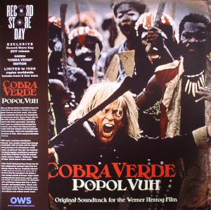POPOL VUH - Cobra Verde (Soundtrack) (Record Store Day 2017)