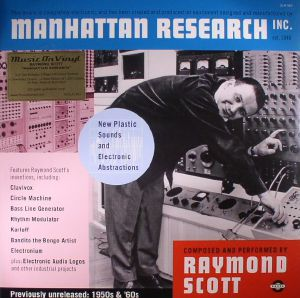 SCOTT, Raymond - Manhattan Research Inc (reissue)