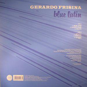 FRISINA, Gerardo - Blue Latin