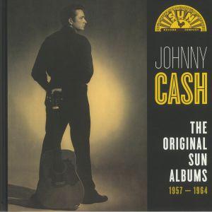 CASH, Johnny - The Original Sun Albums 1957-1964 (60th Anniversary Edition) (remastered)
