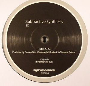 WILD, Damon - Subtractive Synthesis (Timemachine, Function, & Postscriptum mixes)