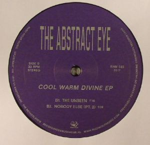 ABSTRACT EYE, The - Cool Warm Divine EP
