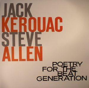 KEROUAC, Jack/STEVE ALLEN - Poetry For The Beat Generation