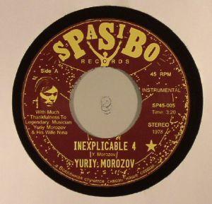 MOROZOV, Yuriy - Inexplicable 4