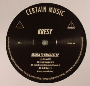 KRESY - Return To Basement EP
