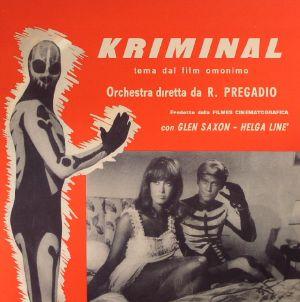 MUSSOLINI, Romano/ORCHESTRA ROBERTO PREGADIO/ANTON GARCIA ABRIL - Kriminal/Il Cobra