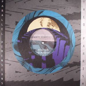 PARRISH, Theo - Parallel Dimensions (reissue)