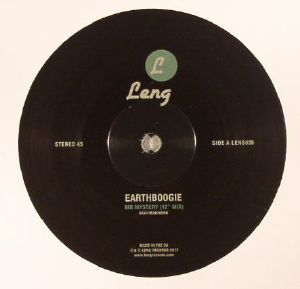 EARTHBOOGIE - Mr Mystery