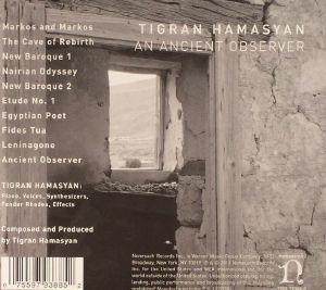 HAMASYAN, Tigran - An Ancient Observer
