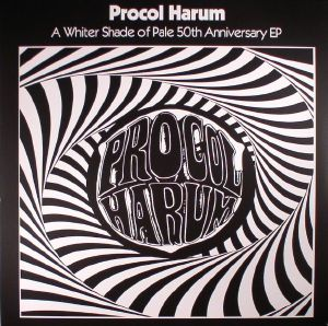 PROCOL HARUM - A Whiter Shade Of Pale: 50th Anniversary EP (Record Store Day 2017)