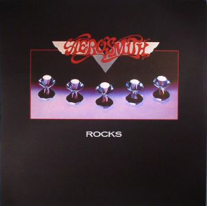 AEROSMITH - Rocks (reissue)