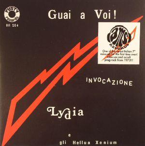 LYDIA E GLI HELLUA XENIUM - Guai A Voi! (Record Store Day 2017)