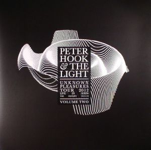 HOOK, Peter & THE LIGHT - Unknown Pleasures Tour 2012: Live In Leeds Volume 2 (Record Store Day 2017)