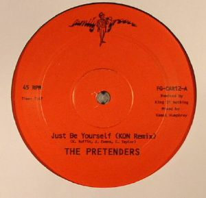 PRETENDERS, The - Just Be Yourself