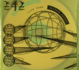 FRONT 242 - Live Code 5413356 424225