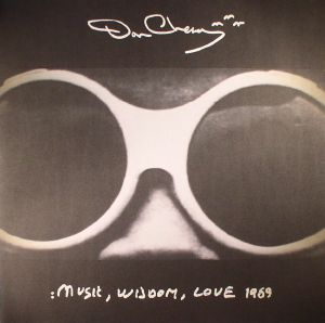 CHERRY, Don - Music, Wisdom, Love