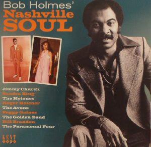 HOLMES, Bob/VARIOUS - Nashville Soul