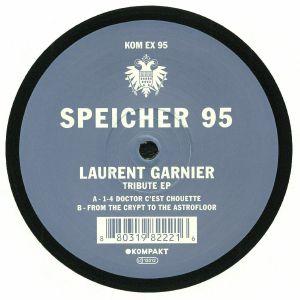 GARNIER, Laurent - Tribute EP