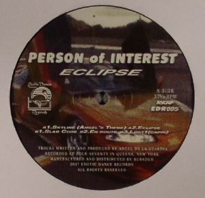 PERSON OF INTEREST - Eclipse