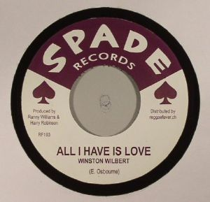 WILBERT, Winston/SPARKERS - All I Have Is Love