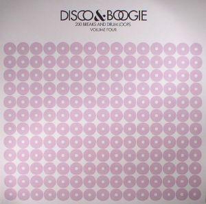 VARIOUS - Disco & Boogie: 200 Breaks & Drum Loops Volume 4