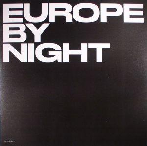 METRO RIDERS - Europe By Night