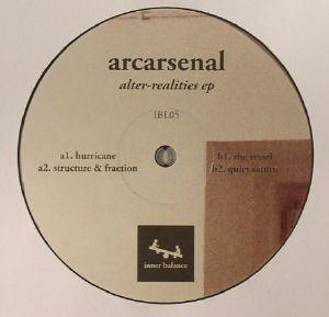 ARCARSENAL - Alter Realities EP
