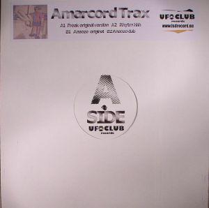 AMARCORD TRAX - Amacord Trax EP