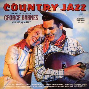 BARNES, George & HIS QUARTET - Country Jazz