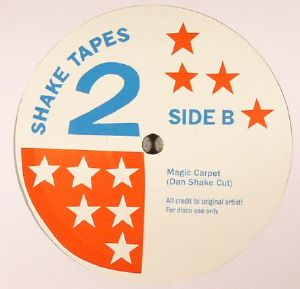 SHAKE TAPES - Volume 2