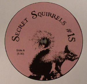 SECRET SQUIRREL - Secret Squirrels #15
