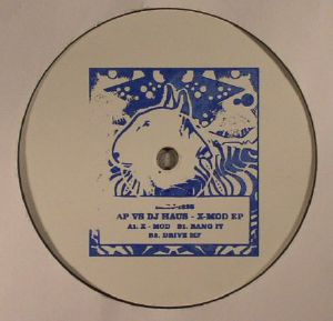 MAP vs DJ HAUS - X Mod EP