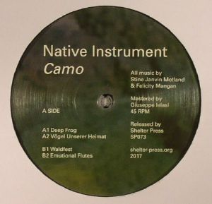 NATIVE INSTRUMENT - Camo