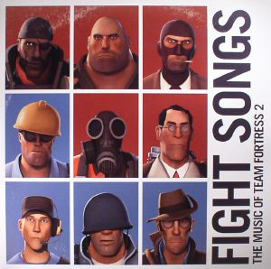 VALVE STUDIO ORCHESTRA - Fight Songs: The Music Of Team Fortress 2