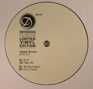 DEXTER, James - Drift EP