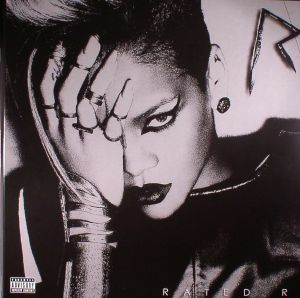 RIHANNA - Rated R (reissue)