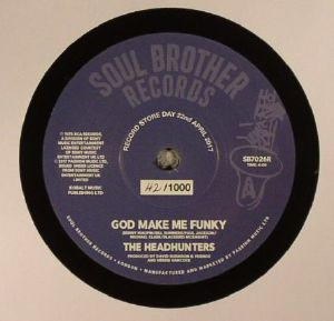 HEADHUNTERS, The - God Make Me Funky (Record Store Day 2017)