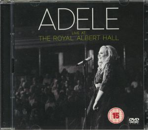 ADELE - Live At The Royal Albert Hall (reissue)